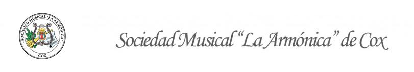 La Armónica de Cox | Banda de Música en Alicante