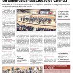 """Nota de Prensa """"Certamen Internacional de Valencia"""""""